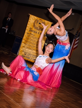 DoA-Around the World Gala